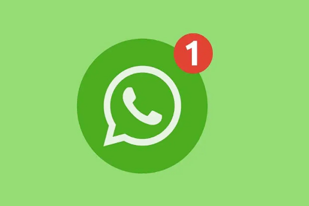 whatsapp logo malam OKEH