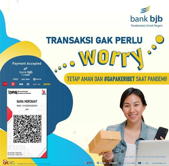 Bank bjb QRIS